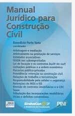 """Resultado do Sorteio de obra """"Manual Jurídico para Construção Civil"""""""