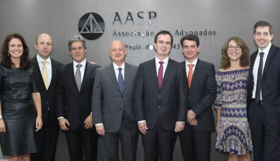 Eleita nova diretoria da AASP