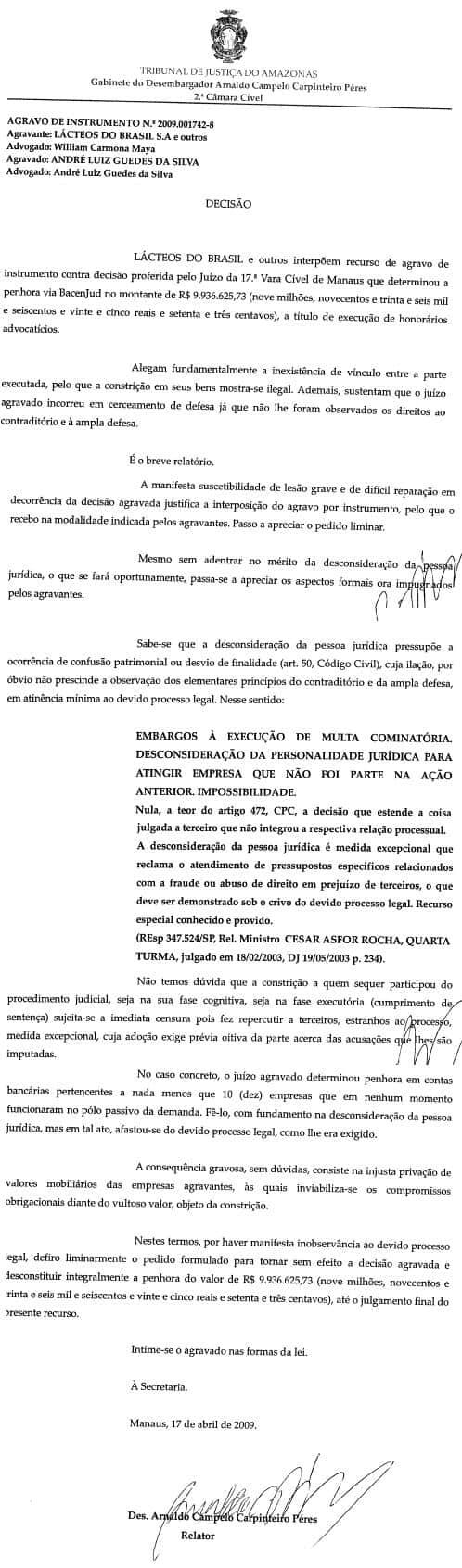 Rayes Advogados encaminha esclarecimentos sobre nota veiculada em Migalhas