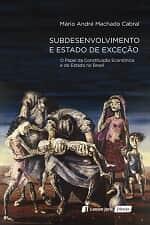 """Resultado do sorteio da obra """"Subdesenvolvimento e Estado de Exceção"""""""