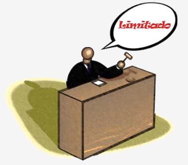 O limite da fala do juiz