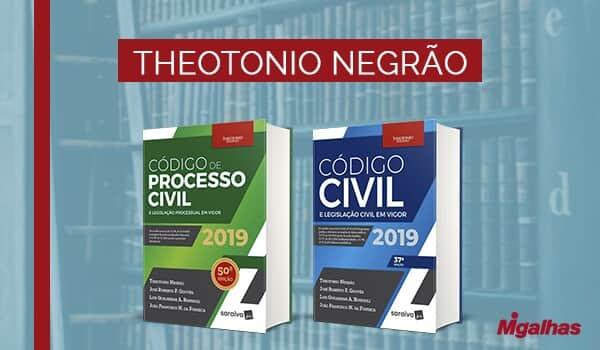 Coautores dos clássicos Theotonio Negrão falam sobre as novas edições da obra