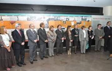 TRF da 4ª região inaugura exposição sobre os 70 anos da JT