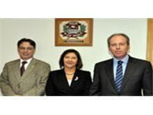 Presidente da AASP aborda questão salarial em visita à Adpesp