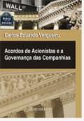 """Resultado do sorteio da obra """"Acordos de Acionistas e a Governança das Companhias"""""""