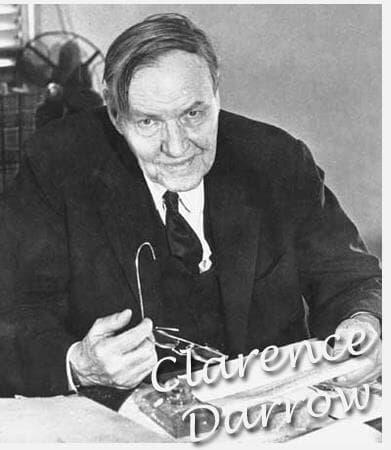Oitenta anos sem Clarence Darrow
