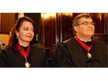 Marido e mulher são empossados desembargadores do TJ/SP
