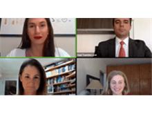 Webinar com Saul Tourinho, Flávia Piovesan e Carolina Larriera