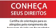 OAB lança cartilha com orientações para atingidos de Brumadinho