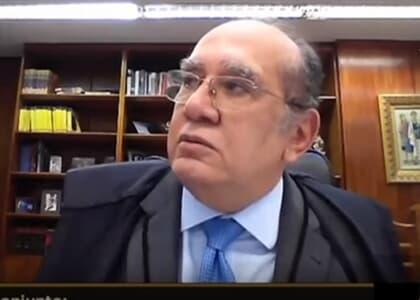 Gilmar Mendes critica terraplanistas e suposições de fraude nas eleições