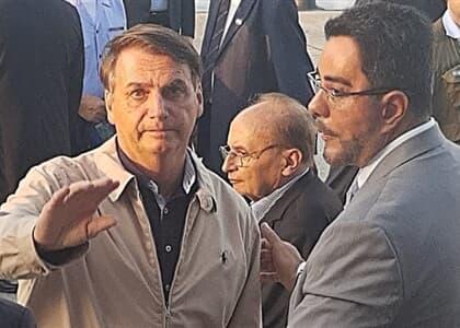 TRF-2 aplica pena de censura a Bretas por participar de atos com Bolsonaro