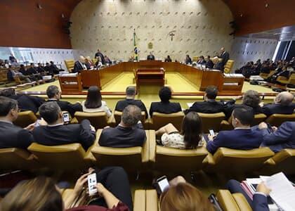 STF começa a julgar prisão em 2ª instância; confira as sustentações