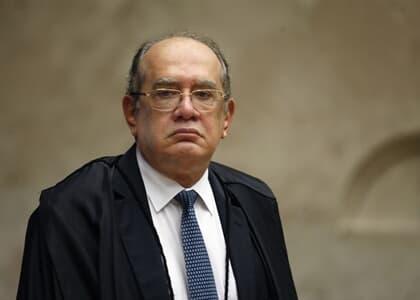 """""""São uns cretinos"""", dispara Gilmar Mendes a procuradores da Lava Jato"""