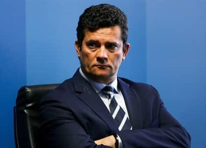 Moro presta depoimento neste sábado sobre acusações a Bolsonaro
