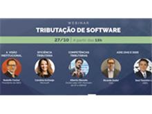 WEBINAR - Tributação de software