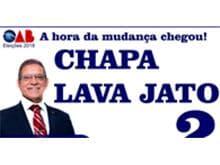"""Ministro Noronha mantém decisão que permite chapa da OAB/RJ usar nome """"Lava Jato"""""""