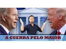"""Advogado comenta debate entre Trump e Biden: """"show caótico"""""""