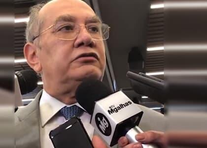 """""""Maior crise do Judiciário desde a redemocratização"""", diz ministro Gilmar sobre vazamentos"""