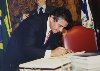 Marco Aurélio é homenageado por colegas pelos 30 anos no STF