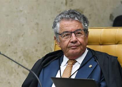 Para Marco Aurélio, Bolsonaro pode depor por escrito em inquérito sobre interferência na PF