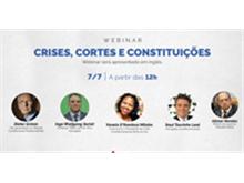 """WEBINAR - Juiz alemão fala sobre """"Crises, Cortes e Constituições"""""""