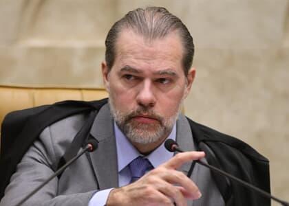Juiz das garantias não é juiz para proteger criminoso, diz Toffoli