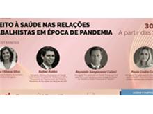 WEBINAR -  Direito à saúde nas relações trabalhistas em época de pandemia