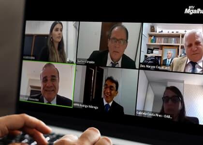Sessão virtual: Internet falha e desembargador afirma que o problema é a distância da advogada