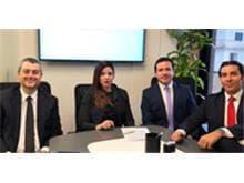 Escritório firma parceria estratégica em Portugal