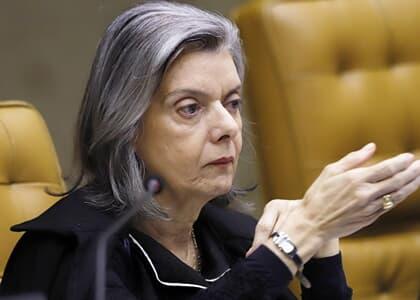 Cármen Lúcia nega aplicação de decreto do DF sobre trabalho remoto a servidores Federais