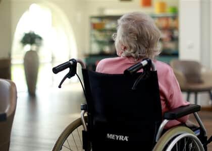 Os idosos em asilo e a pandemia