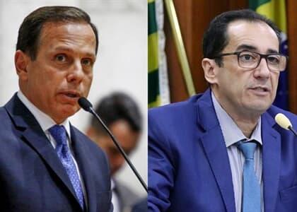 Doria processa Jorge Kajuru por difamação e injúria