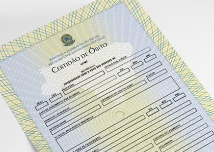 CNJ: Documentos para certidão de óbito e nascimento podem ser enviados por e-mail