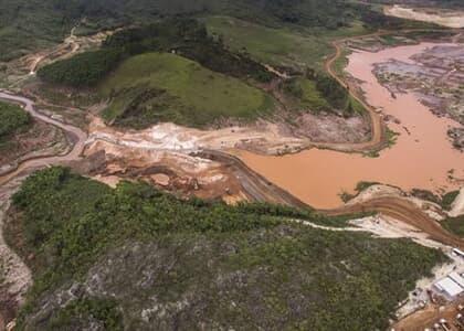 Samarco deverá pagar R$ 40 mi por danos coletivos por desastre em Mariana/MG