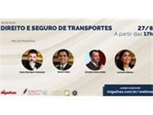 WEBINAR -  Direito e Seguro de Transportes