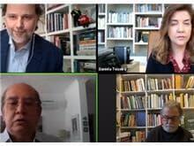 Grupo Prerrogativas recebe Gilmar Mendes para falar sobre agenda do STF em tempos de crise