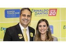 Erinaldo Dantas vence eleição na OAB/CE