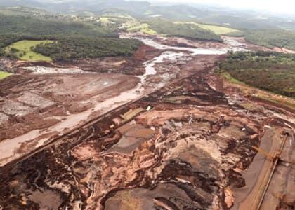 Pela 1ª vez, Vale é condenada por danos da tragédia em Brumadinho