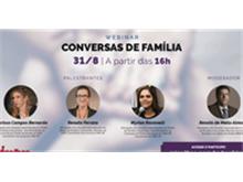 WEBINAR - Conversas de Família