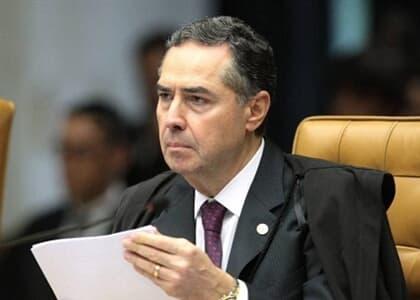 Barroso vai relatar ação contra MP que restringe responsabilização de agentes públicos