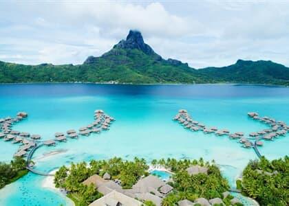 Companhia aérea deve providenciar volta ao Brasil de casal em lua de mel na Polinésia Francesa