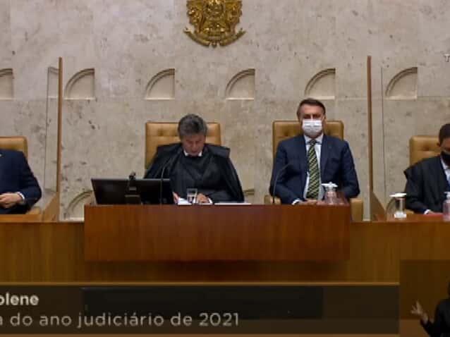 Abertura do Ano Judiciário