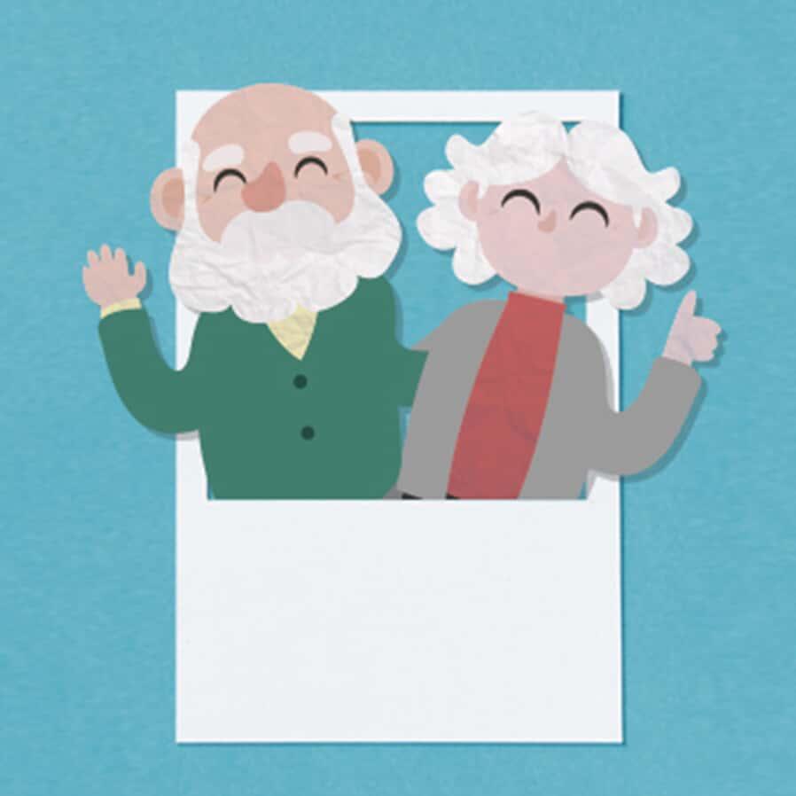 Amparo assistencial ao casal de idosos com 65 anos ou mais