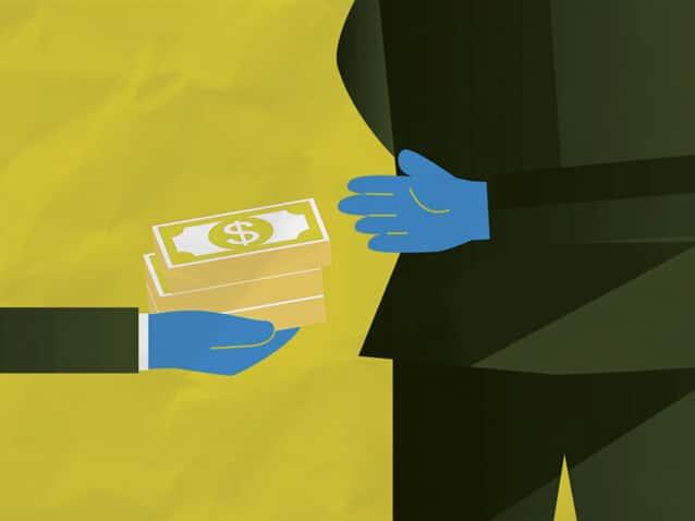 Os dois lados da moeda da corrupção