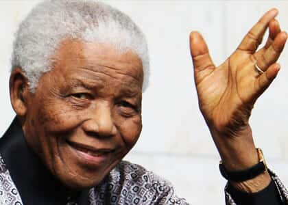 Ano novo à Mandela