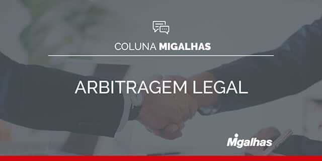 Arbitragem Legal