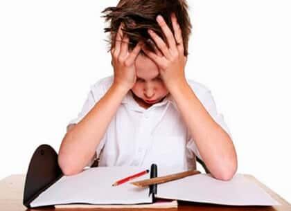 Nota baixa de aluno: danos morais?