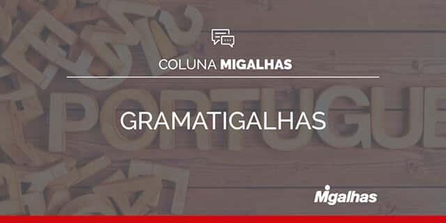 Gramatigalhas