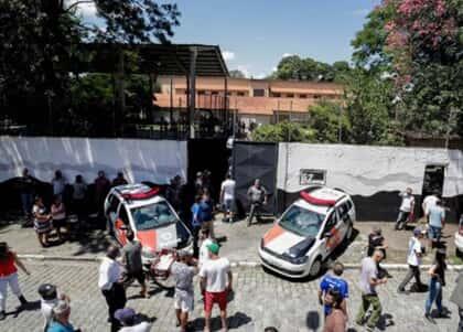 O massacre de Suzano