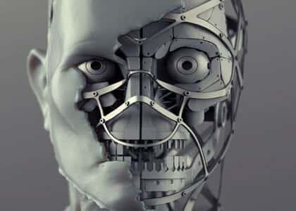 Meio humano, meio máquina